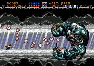 Gynoug : boss 6 (final)